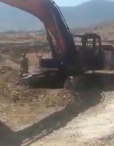 PKK işçileri hedef aldı: Şemdinli'de 1 işçi hayatını kaybetti