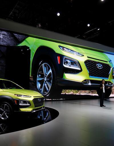 Los Angeles Motor Show 2018 dünya basını için kapılarını açtı