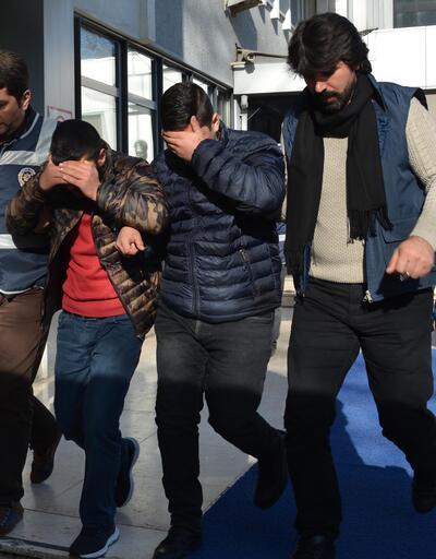 Bursa'da hırsızlara eş zamanlı baskın