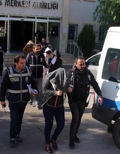 Bodrum Polisi 1 ay izledi: Apart otelde suçüstü yakaladı