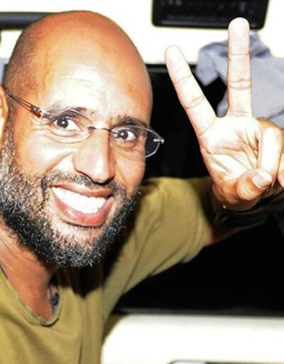 Oğul Kaddafi Libya'da siyaset sahnesine dönüyor