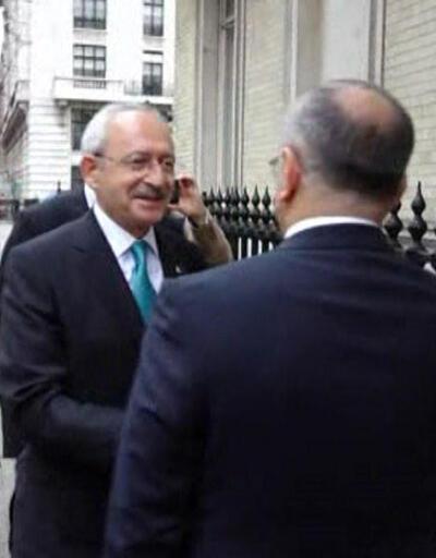 Kılıçdaroğlu Londra'da: Parlamenter demokrasiyi yeniden inşa edeceğiz