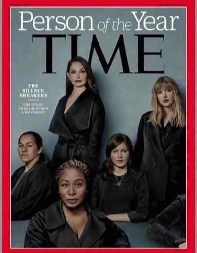 Time dergisi 'ben de' dedi
