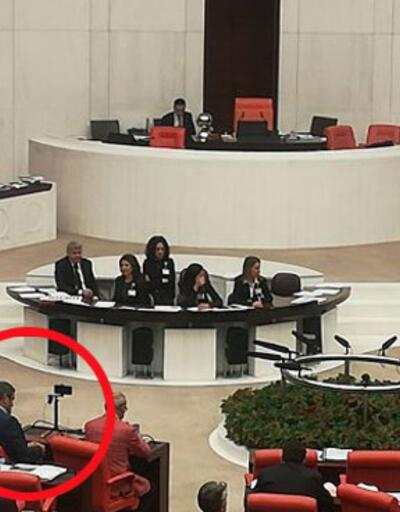 Son dakika... Meclis'te tartışma çıktı! Oturuma ara verildi