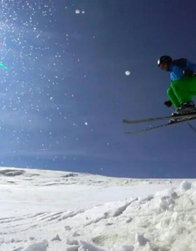 Kayak merkezleri sezona hazır
