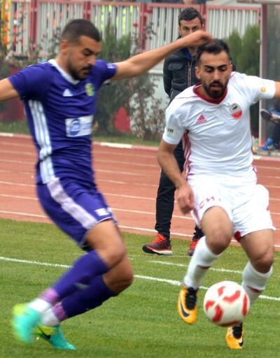 KİPAŞ Kahramanmaraşspor-Şanlıurfaspor: 2-1 / Maç özeti