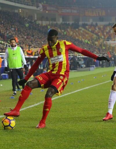 Yeni Malatyaspor-Galatasaray canlı yayın