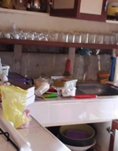 PKK'lı teröristler Giresun Günlük Yaylası'ndaki evleri yağmalamış