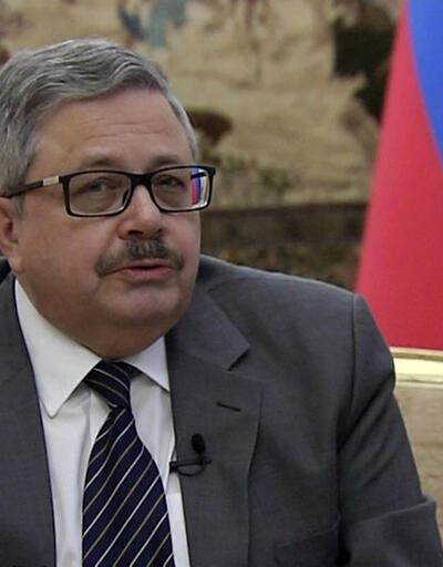 Karlov suikastının yıldönümünde Rusya'nın yeni Büyükelçisi Aleksey Yerhov CNN TÜRK'e konuştu