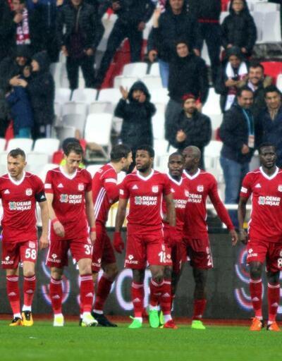 Sivasspor 2-1 Beşiktaş / Maç Özeti