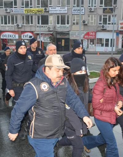 Bursa'da DHKP/C operasyonu
