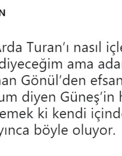 Arda Turan Twitter'ı karıştırdı