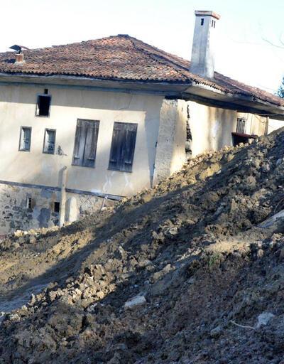 Sürmene'de 200 kişi tahliye edildi