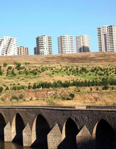 Diyarbakır'da Kırklar Dağı'ndaki ultra lüks konutlara yıkım kararı