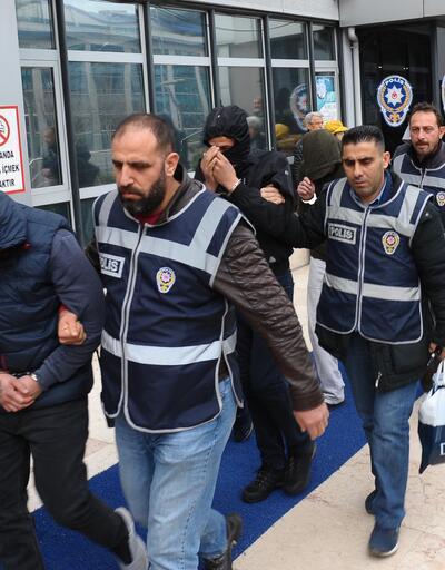 Bursa'da hırsızlık çetesine büyük darbe