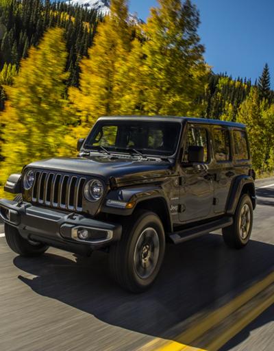 En yetenekli Jeep Wrangler