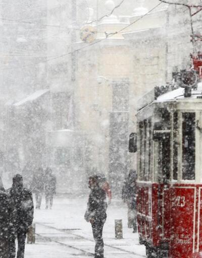 Son dakika...İstanbul'a ne zaman kar yağacağı açıklandı