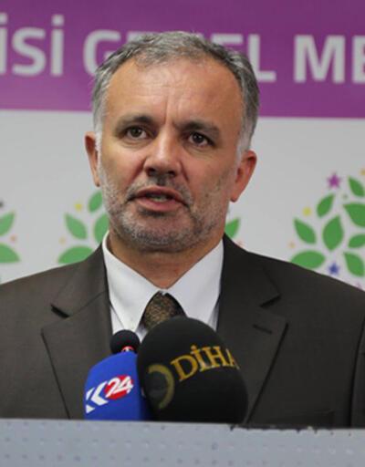 HDP Sözcüsü Ayhan Bilgen'den 'eş genel başkan' açıklaması