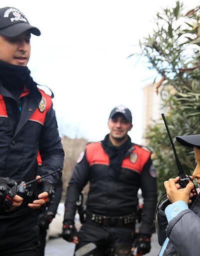 Siroz hastası Mehmet'in polislik hayali gerçekleşti