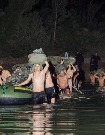 Salih Uçan askeri kampa alındı!