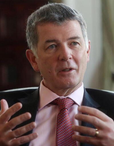 Eski İngiltere Büyükelçisi Richard Moore yeni işini açıkladı