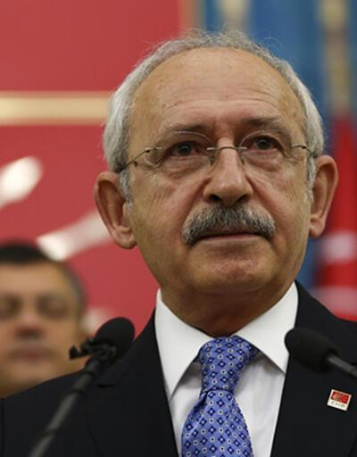 """""""Kılıçdaroğlu'ndan ilkeler ittifakına yeşil ışık"""""""