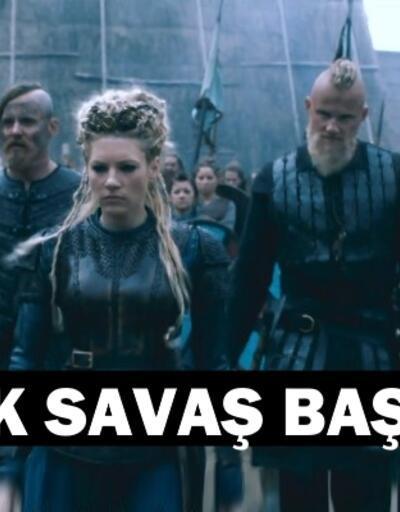 Vikings 5. sezon 8. bölüm fragmanı ekrana geldi, yeni bölüm ne zaman yayınlanacak?