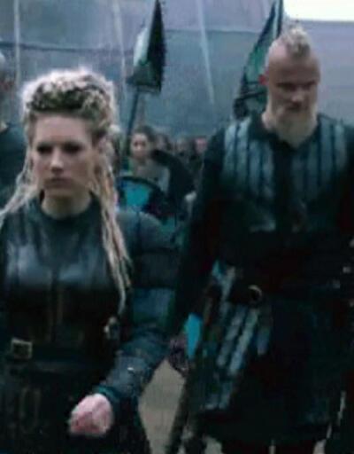 Vikings - 5. sezon 8. bölüm tanıtımı
