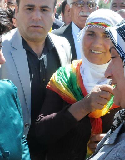 Milletvekilliği düşürülen Leyla Zana köyde yaşıyor