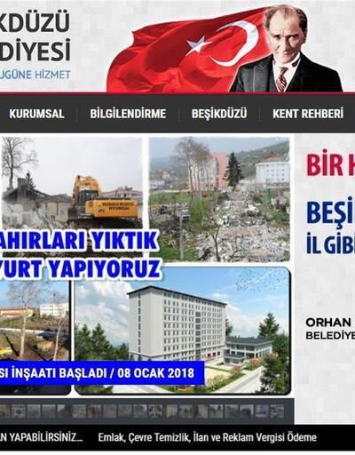 Beşikdüzü Belediye Başkanı Bıçakçıoğlu; Vaatlerin hiçbirini yapmadım