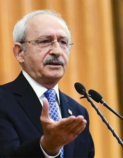 CHP lideri Kemal Kılıçdaroğlu yeni dönemin ilk grubunda konuştu