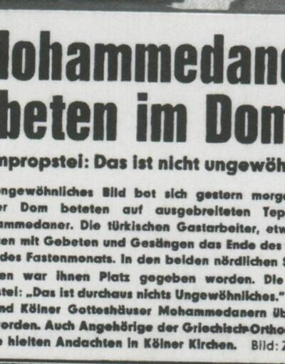 """""""Almanya'ya Göçün Hatıra Defteri"""" Almanya'da açılıyor"""