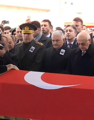 Şehit cenazesinde mesaj: Zafere kadar dönüş yok