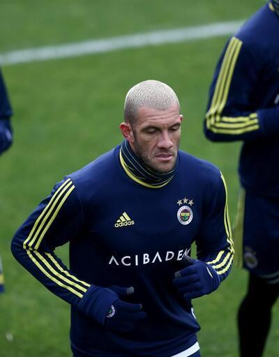 Fenerbahçe'de 8 oyuncu idmana çıkmadı