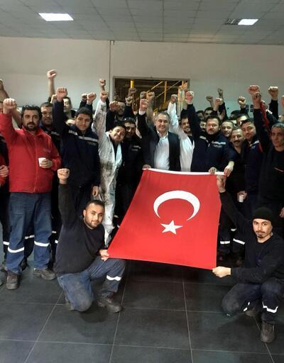 16 fabrikada grev kararı