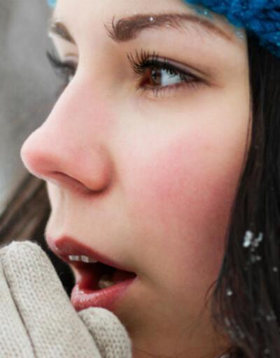 Yüz felcine karşı soğuğa dikkat edin