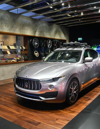Maserati Antalya'da start verdi