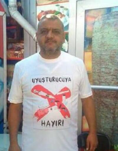 Uyuşturucu satıcısı 'Uyuşturucuya hayır' tişörtüyle fotoğraf paylaşmış