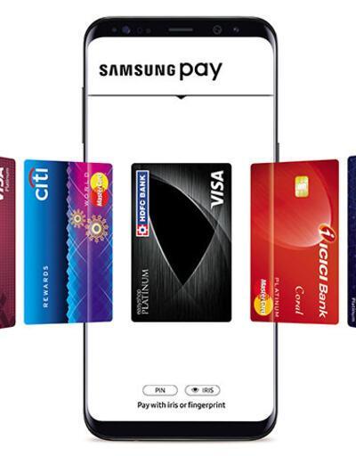 Samsung Pay dünyaya yayılıyor!