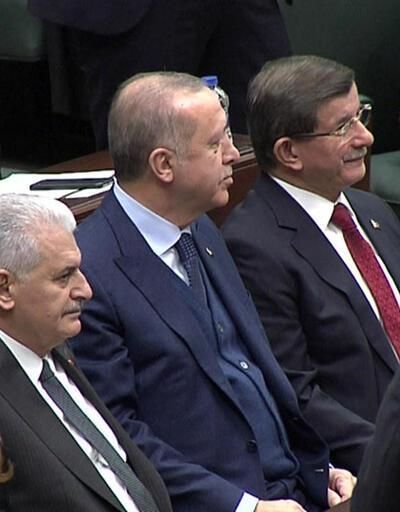 Erdoğan - Davutoğlu yan yana