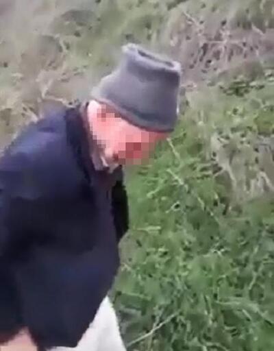 Köpeğe tecavüz ederken yakalanan 82 yaşındaki adam gözaltına alındı