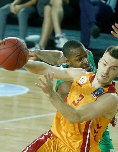 Darüşşafaka 77 - 63 Galatasaray Odeabank