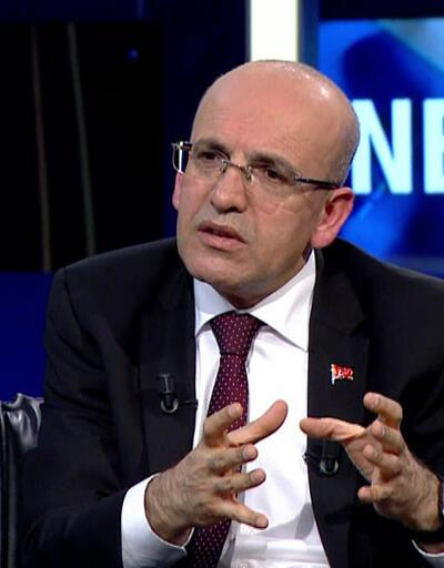 Mehmet Şimşek: Biz sırtımızı petrol fiyatlarına, döviz kurlarına yaslamıyoruz