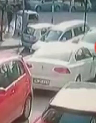 Şişli'de sokak ortasında vahşi cinayet: O anlar güvenlik kamerasında