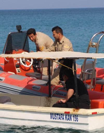 Yardımına Sahil Güvenlik yetişti