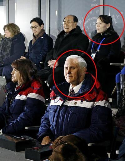 ABD Başkan Yardımcısı Pence'ten kritik Kuzey Kore açıklaması