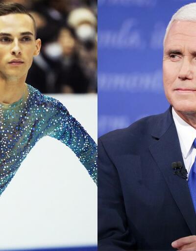 Amerikalı gay sporcu ile ABD Başkan Yardımcısı'nın kavgası büyüyor