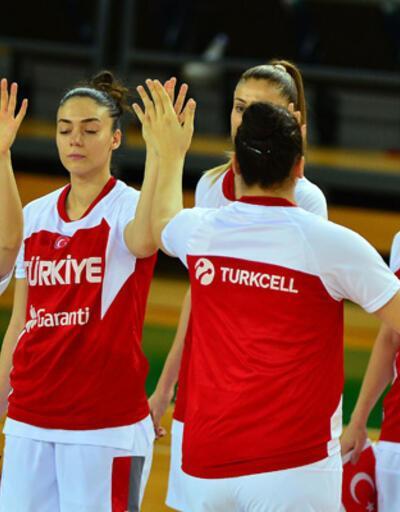 2019 Kadınlar Avrupa Basketbol Şampiyonası Elemeleri: Türkiye: 86 - Estonya: 48