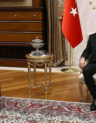 Erdoğan - Tillerson görüşmesine Çavuşoğlu tercümanlık yaptı
