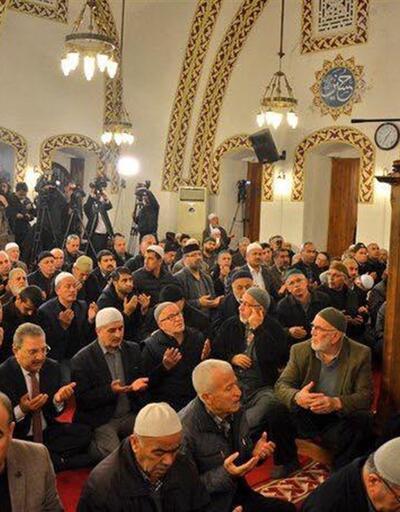 Diyanet İşleri Başkanı Erbaş'tan Hatay'da Afrin duası